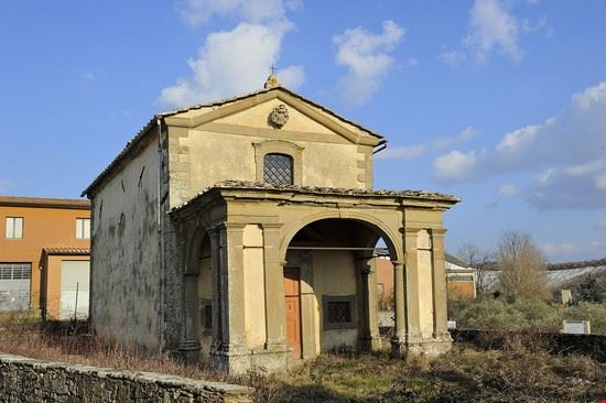 108634 radda in chianti cappella del mercatale