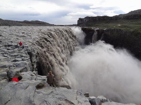 reykjavik cascata di dettifoss