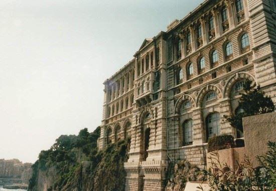 nizza musee oceanographique