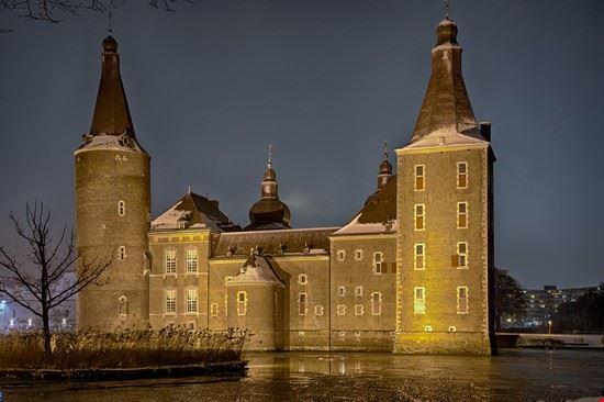 maastricht kasteel hoensbroek