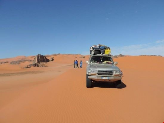 tassili n ajjer national park algeria algeri