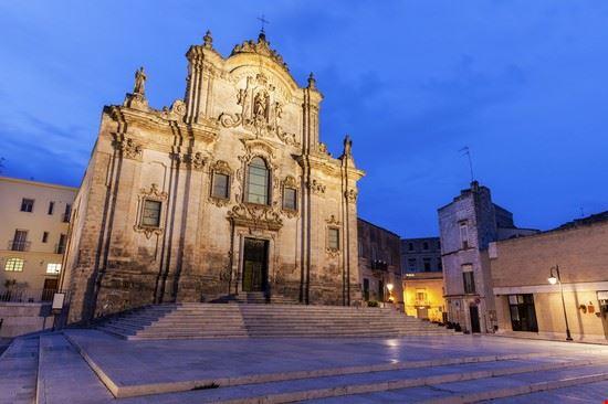 108897 matera chiesa di san francesco d  assisi
