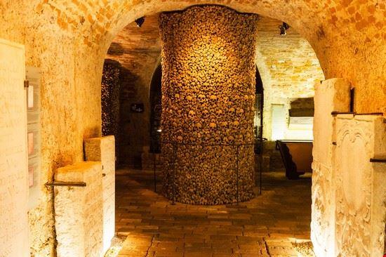 brno cripta dei cappuccini