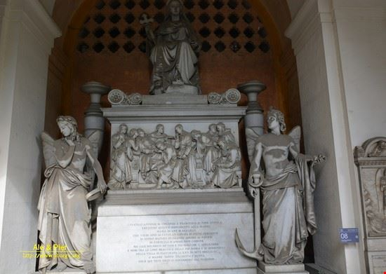 cimitero monumentale di staglieno genova