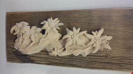 scultore legno zulian ivo e renato  zullit moena
