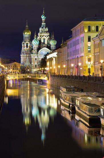 San Pietroburgo Cattedrale