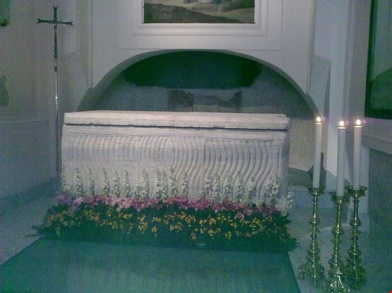 Cattedrale di Nocera Inferiore - Sarcofago di San Prisco