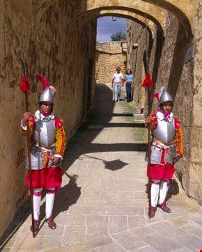 gozo guardie della cittadella