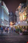 Bucarest old city