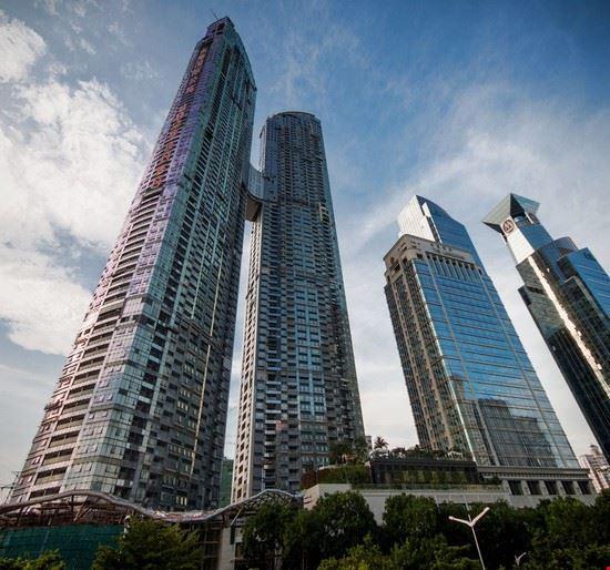 shenzhen east pacific center towers shenzhen