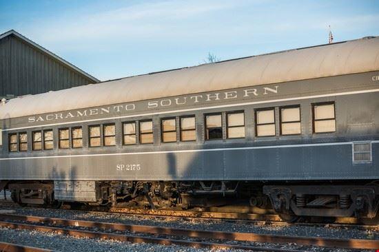 sacramento california state railrod museum