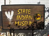 sacramento state indian museum sacramento california