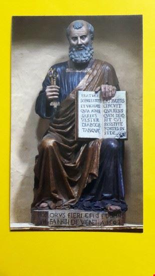 CHIESA SAN PIETRO APOSTOLO - PUTIGNANO