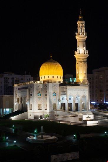 muscat moschea muscat