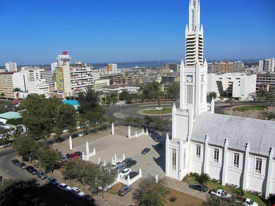 maputo cattedrale