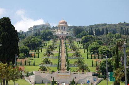 haifa i giardini bahai