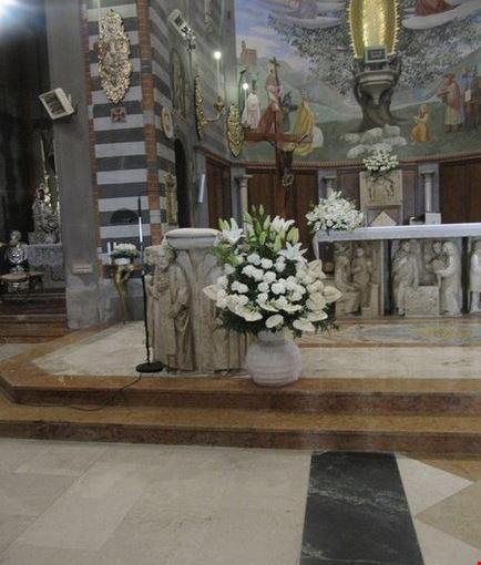 Presbiterio e abside