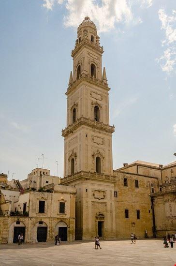 lecce torre cattedrale lecce