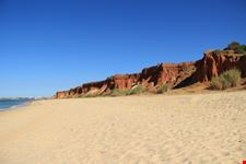 Spiaggia di Rocha Baixinha