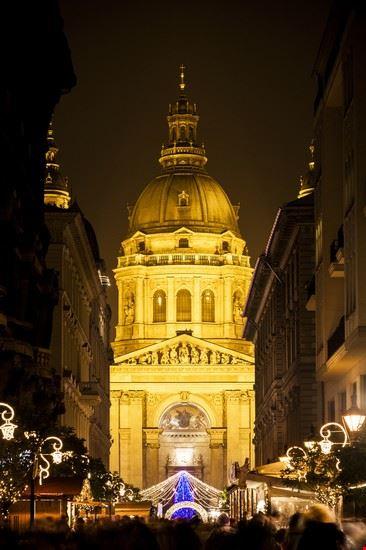 budapest st steven basilica budapest