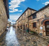 109539 monteriggioni centro storico