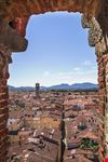 lucca panorama lucca