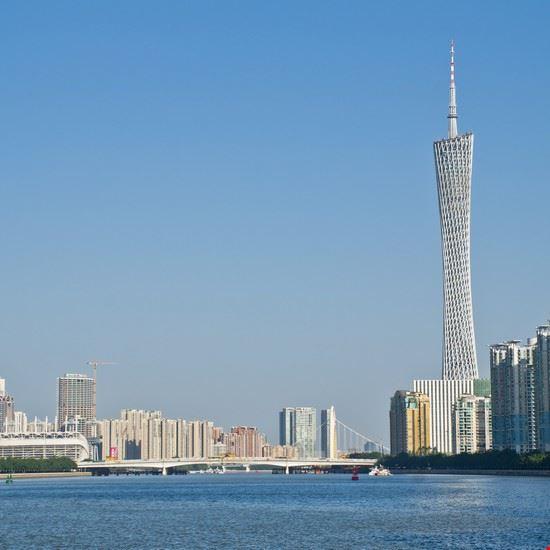 109581 guangzhou fiume delle perle