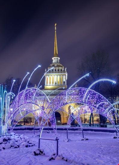 Natale San Pietroburgo