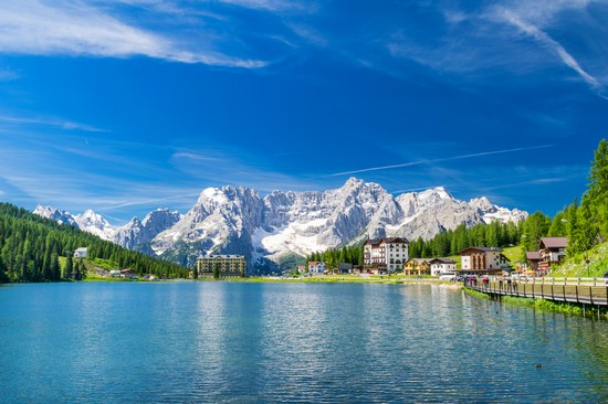 Hotels In Misurina Italien