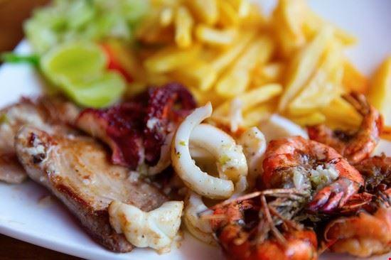 arusha tanzania food