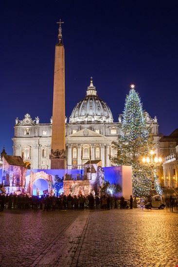 basilica san pietro natale roma