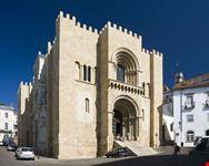 coimbra cattedrale vecchia di coimbra portogallo