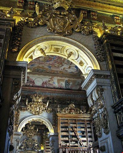 Biblioteca Joanina - 1
