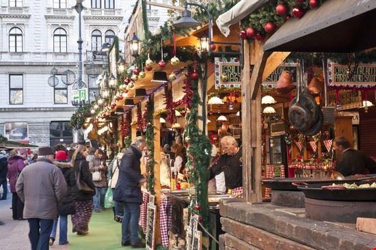 mercatini budapest