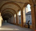Portici nel centro storico