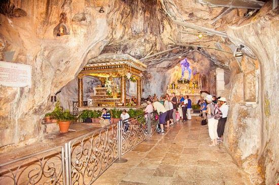 palermo santuario di santa rosalia