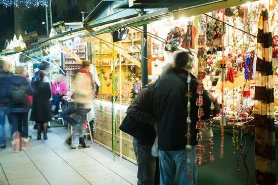 barcellona mercatini di natale