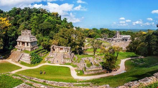 palenque sito maya