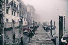 nebbia a venezia venezia