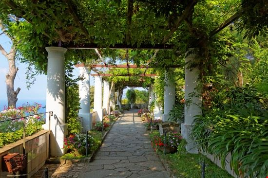 anacapri villa san michele