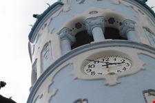 Bratislava-Chiesa Blu