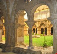 110158 coimbra chiostro della cattedrale vecchia