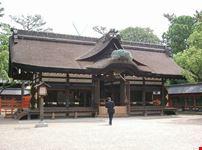 osaka tempio sumiyoshi di osaka
