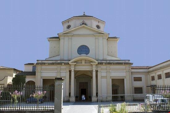 facciata dell'oratorio del santissimo crocifisso - Borgo San Lorenzo