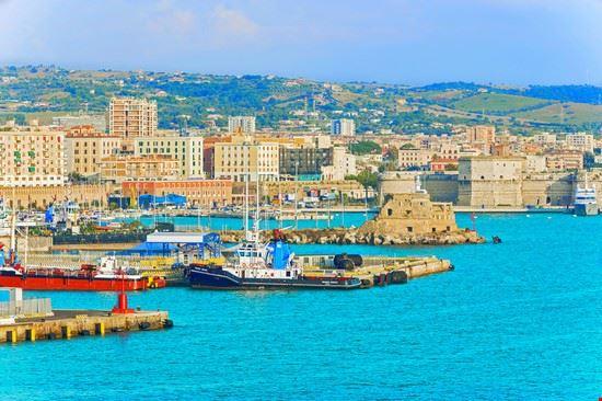 roma porto di civitavecchia
