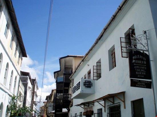 mombasa old town mombasa