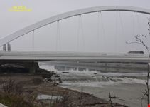 Nuovo ponte Meier (arch. Richard Meier)
