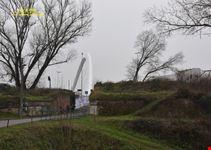 Nuovo ponte Meier (arch. Richard Meier) dalla Cittadella
