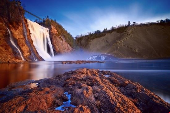 quebec montmorency