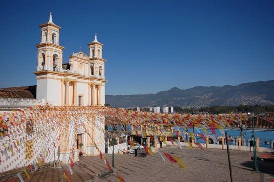 san cristobal de las casas piazza e cattedrale